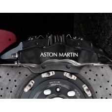 Aston Martin DB9 Brake Decals