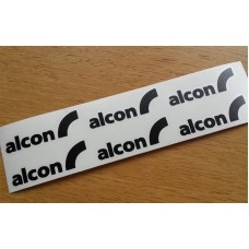 Alcon Brake Decals