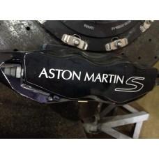 Aston Martin DB9 S Brake Decals