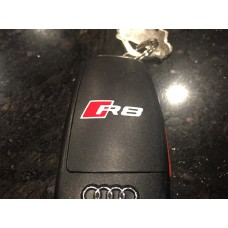 Audi R8 Key Fob Decals