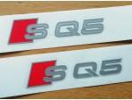 Audi SQ5 Brake Decals Three Colour