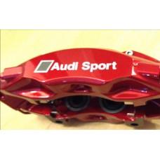 Audi Sport Brake Decals 2