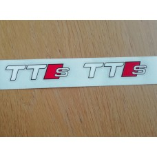 Audi TTS Brake Decals