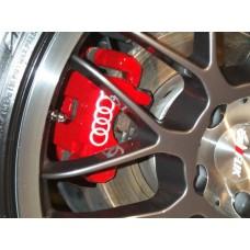 Audi Brake Decals