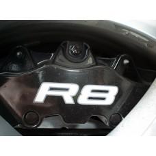 Audi R8 Brake Decals