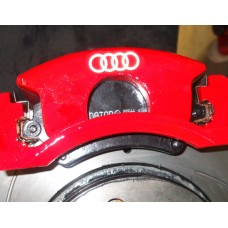 Audi Reflective Brake Decals