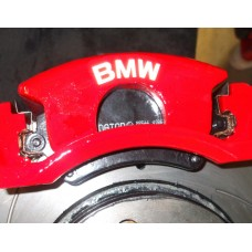 BMW Reflective Brake Decals