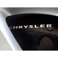 Chrysler Brake Decals