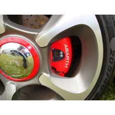 Fiat 500 595 Abarth Brake Decals