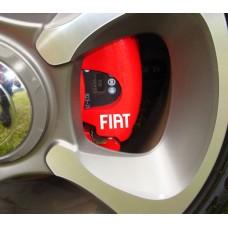 Fiat Brake Decals