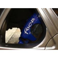 Ford Focus Brake Decals