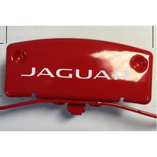 Jaguar Brake Clip Decals