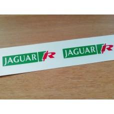 Jaguar Racing Brake Decals