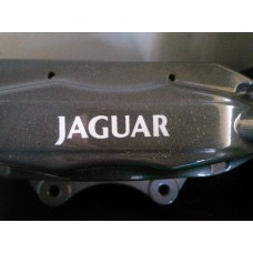 Jaguar Brake Decals Style 2
