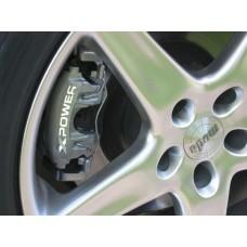 MG X-Power Brake Decals