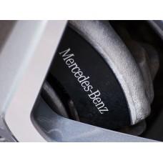 Mercedes Benz Brake Decals