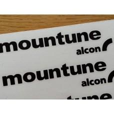 Mountune Brake Decals