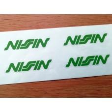 Nissin Brake Decals