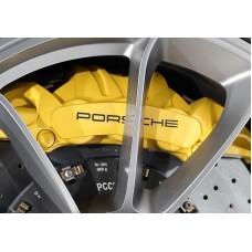 Porsche Modern Brake Decals