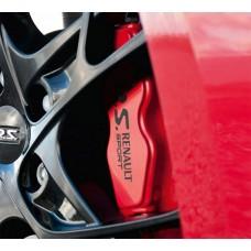 Renault RS Megane Clio Brake Decals