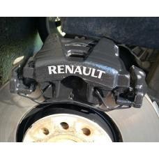 Renault Brake Decals