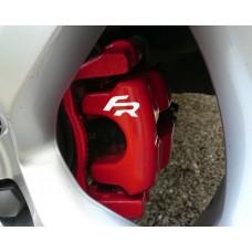 Seat FR Brake Decals