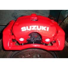 Suzuki Brake Decals