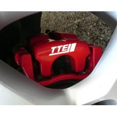 Toyota TTE Brake Decals