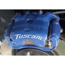 Tuscani Brake Decals