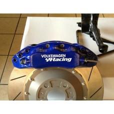Volkswagen Racing Brake Decals