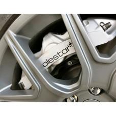 Volvo Polestar Brake Decals